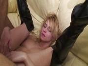 Легкий секс с фантастической француженкой