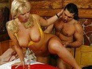 Порно в деревне онлайн просмотр