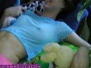 Русская девчонка научилась наслаждаться в постели