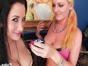 Гиг Порно  Подружки близки к статусу порно звезд