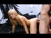 Гиг Порно  Бурный секс натурщицы с художником