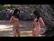 Латинские порно звезды наслаждаются парнем