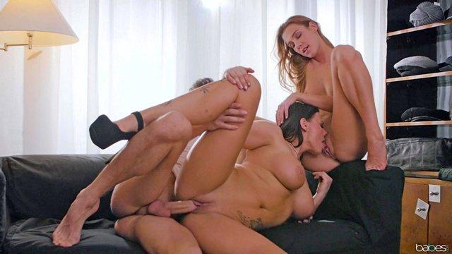 Порно бесплатное прямо в магазине