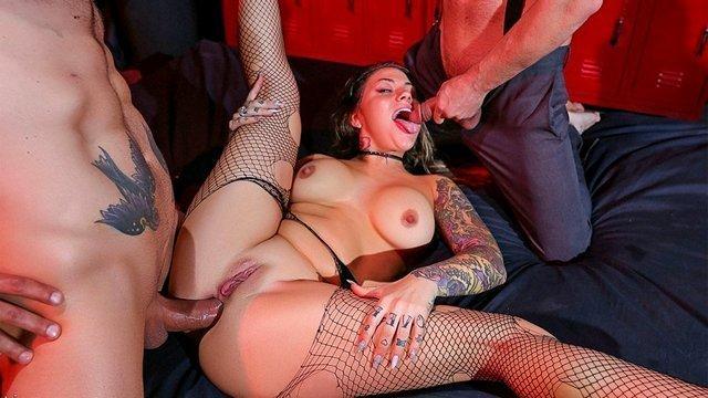 Самый жаркий анальное порно видео с порно звездами