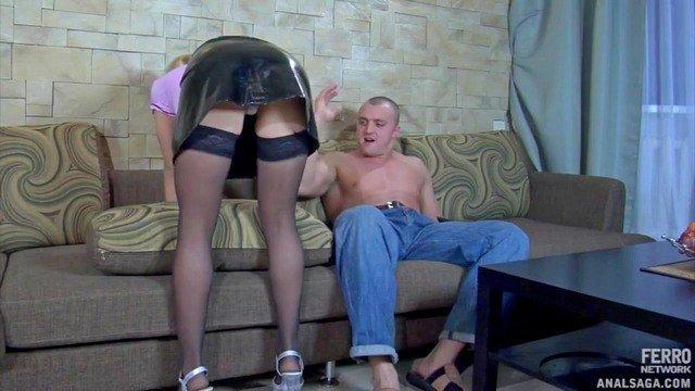 Порно онлайн видео домработницы
