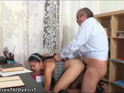 Видео порно бесплатно с учителями