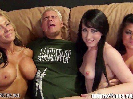 Гиг Порно Старый парень натягивает развратных студенток на групповухе HD Красотки Оргии Порно Звезды Секс Игрушки гигпорно видео