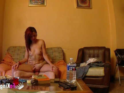 Гиг Порно Паря отчихвостил испанскую дурочку в джинсовых шортиках HD Большие Члены Маленькие Сиськи Молодые Рыжие гигпорно видео