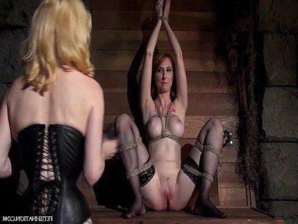 Бондаж порно рабыни