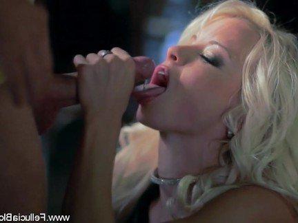 Гиг Порно Красивая милфа делает минет в высоком качестве до кульминации спермой гигпорно видео