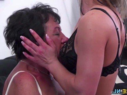 Бабки лесбиянки немецкое порно