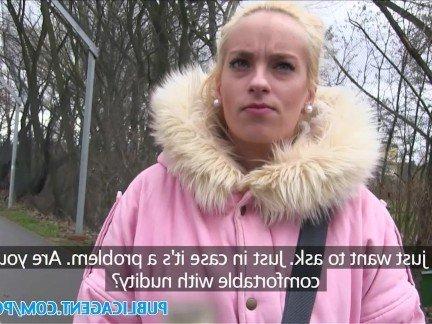 Гиг Порно Публичный агент заинтересовал блондинку в сексе за деньги HD Блондинки Реалити Порно Секс от 1-го Лица гигпорно видео