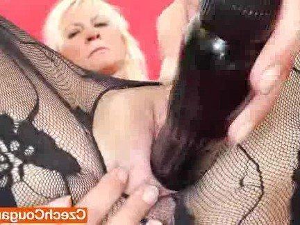 Гиг Порно трахают при муже Блондинки Женщины в Возрасте Мастурбация Секс Игрушки гигпорно видео