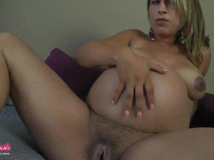 Порно онлайн видео онлайн беременное