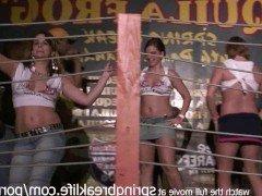 Гиг порно Студентки с классными задницами засветили себя танцуя для публики гигпорно HD В колледже Вечеринки Реалити Порно бесплатное секс видео