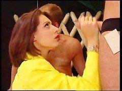 Гиг порно Рыжеволосая жена послушно берет в рот у мужа в жгучей порно нарезке гигпорно Блондинки Брюнетки Оргия Подборки бесплатное секс видео