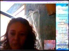 Гиг Порно Латинская мамаша развелась на демонстрацию сисек на вебкамеру гигпорно видео