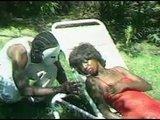 Шикарное ретро порно видео с заросшей негритянской мандой
