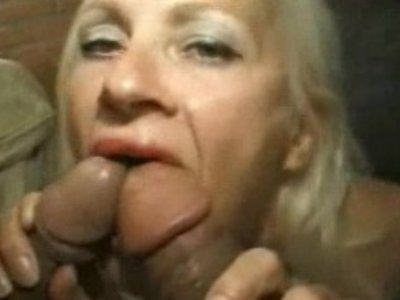 Старая порноактриса