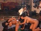 Гиг Порно  Горячие бразильские девушки становятся маститыми секс звёздами