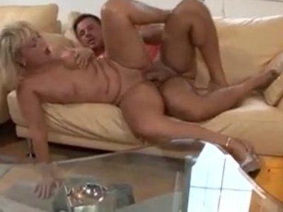 Порно онлайн немецкая зрелая еше может