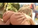 Секс от первого лица - жаркие анальные игрища с жопастой Ами Бруук