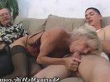 Гиг Порно Муж подогнал зрелой тетке молодого парня