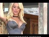 Гиг Порно остановил время Порно модель и ее соблазнительная мастурбация