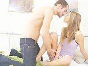 Парень приперся за сексом к порно модели