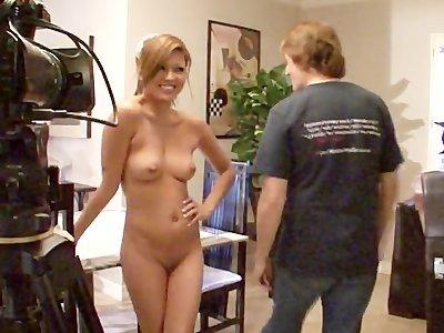 Процес съемок порно фото 689-223