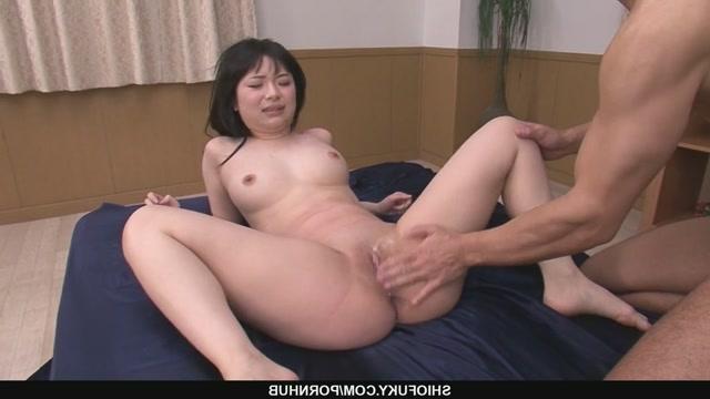зрелую японку ебут