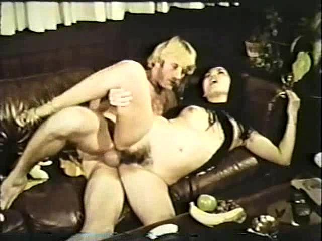 Секс волосатых кисок с большими членами видео