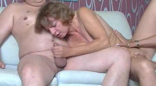 Секс тетками в возрасте