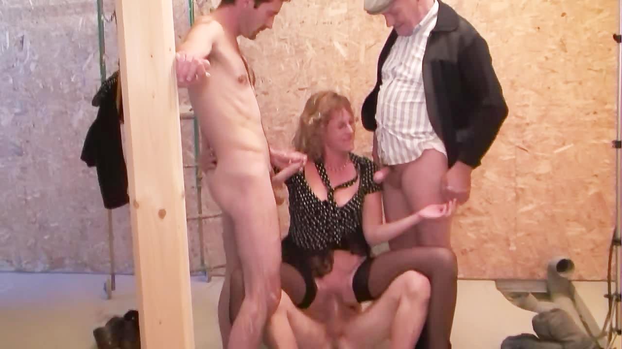 Секс с мужем и любовником 20 фотография