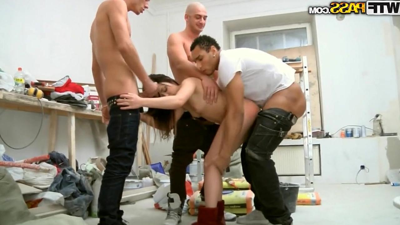 Порно з дуже грубими хуями фото 280-288