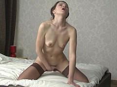 Оргазм в первый раз порно