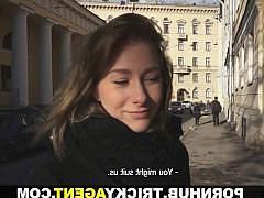 Гиг Порно  Молодая русская девка раздвинула ноги перед хитрым мужчиной