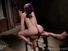 Садистская мастурбация порно видео